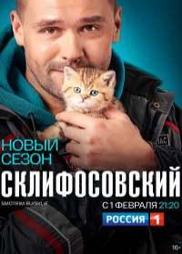Склифосовский 8 сезон (сериал 2021) 1-16 серия
